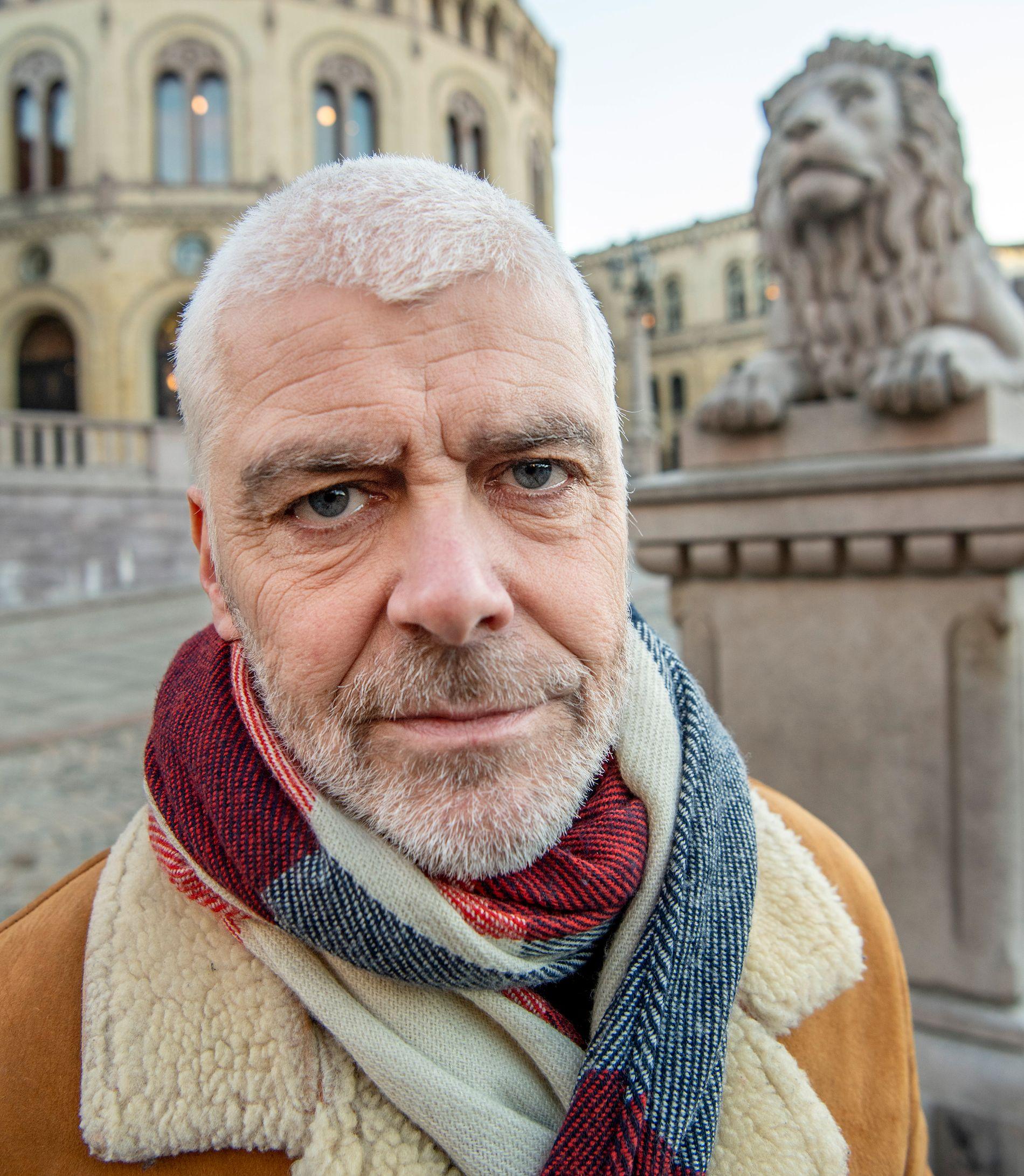 KRITISERER REGJERINGEN: Justispolitisk talsperson Petter Eide (SV) and Stortingets justiskomité.