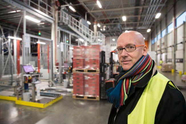 fccf5441 Her har 850 lagerarbeidere blitt til 60