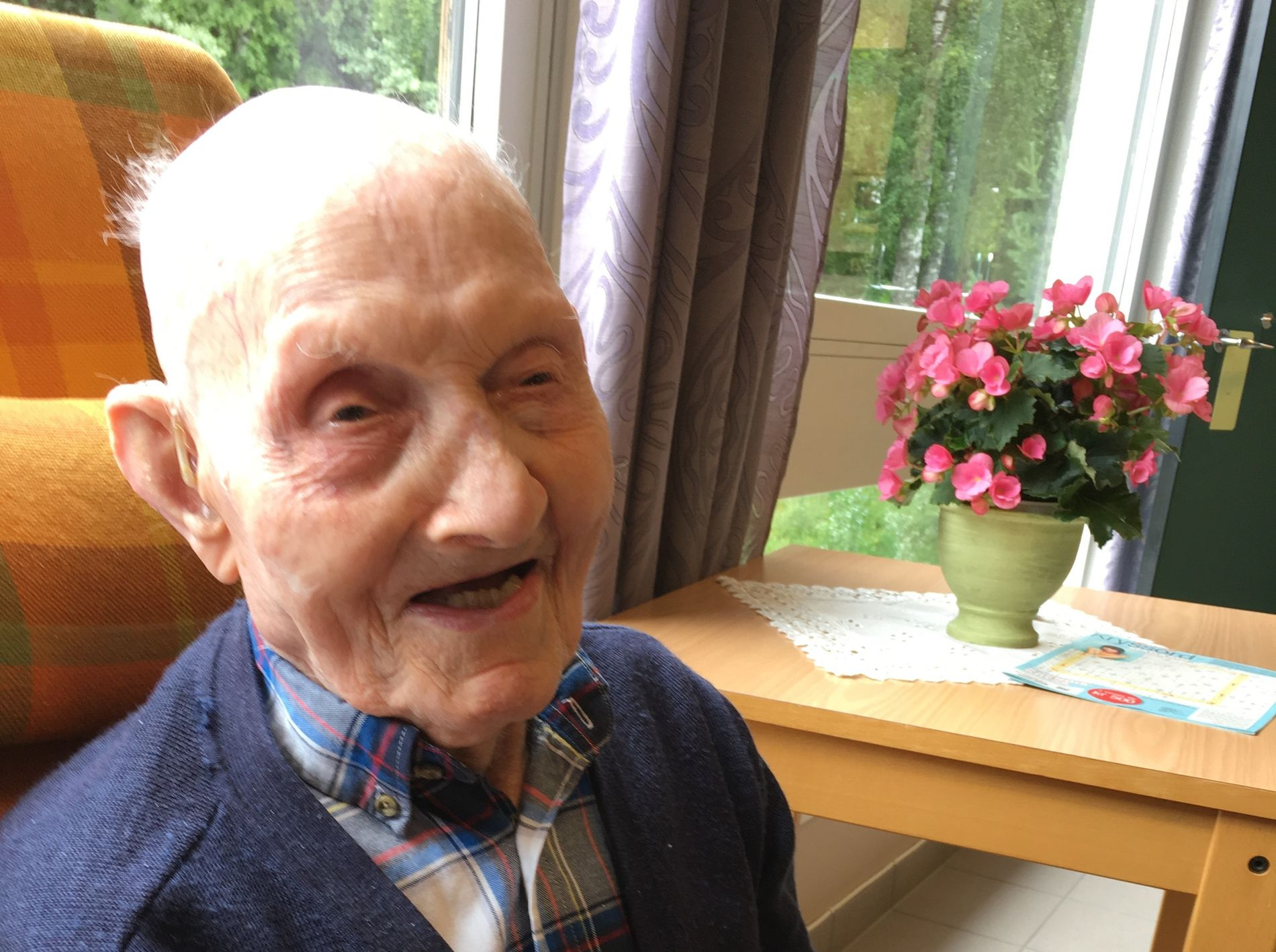 FEIRET 108: I august hadde Torbjørn sin siste bursdag.