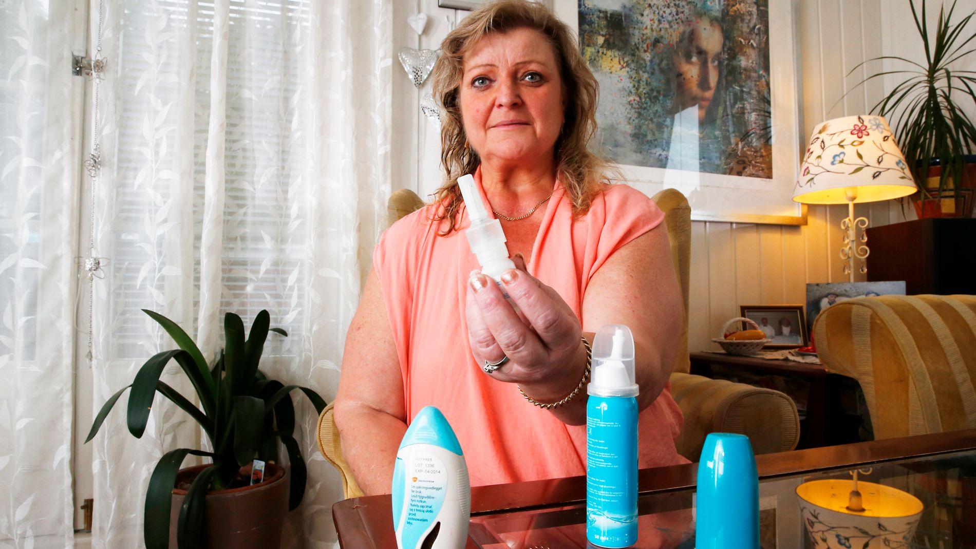 a14206d8 Farlig lett å bli avhengig: Slik slutter du med nesespray