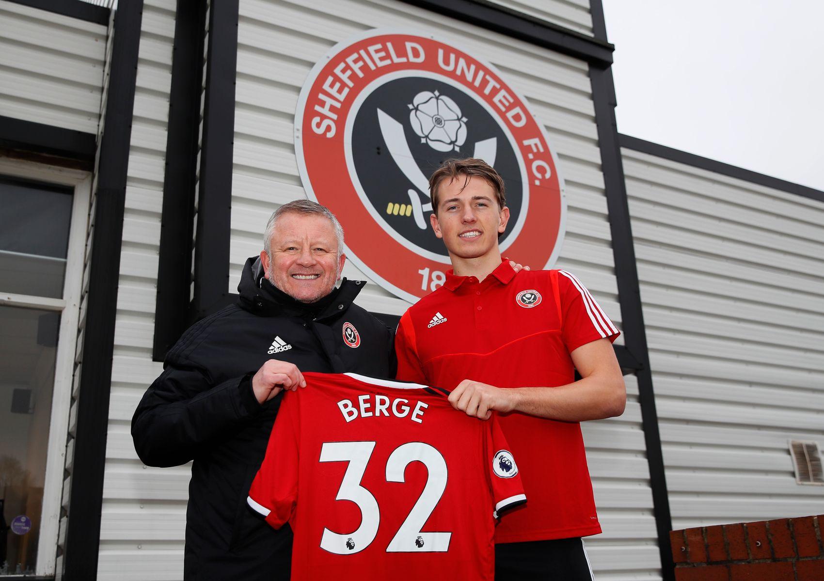 Sheffield United ekspert om Sander Berge: – Sånt skjer bare