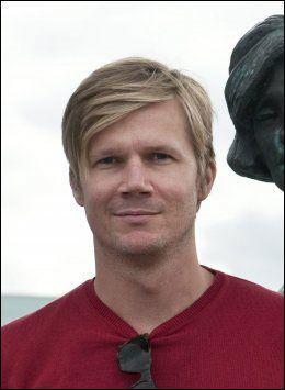 HAR TRO: Vegard Larsen, programleder for Filmbonanza på NRK. Foto: HELGE HANSEN/VG
