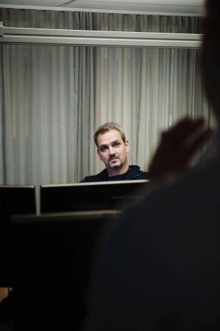 ETTERFORSKER OVERGREP: Bjørn-Erik Ludvigsen jobber ved Kripos' avdeling for seksuallovbrudd.