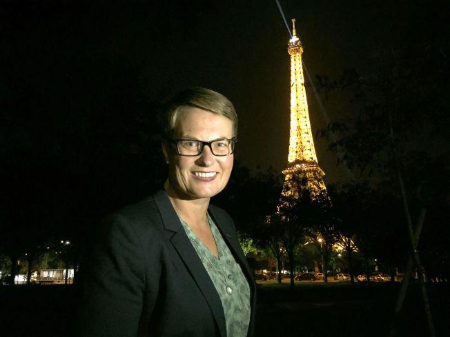 ER BLITT SENTRAL: Klima- og miljøminister Tine Sundtoft har fått hovedansvar for å sørge for at verden blir enige i hvor ambisiøs klimaavtalen i Paris skal bli: Hun sier Norges mål er at landene forplikter seg til langsiktige mål som skal rapporteres om utviklingen av, hvert 5. år.