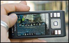 Sony Ericsson har sluppet en stor oppdatering til C905. Foto: Simen J. Willgohs