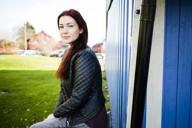 PLAGET: Sofie Tømmerås Lyshagen ble mobbet for utseendet sitt.