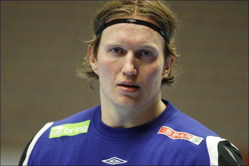 FERDIG: Frank Løke er ferdig på landslaget etter brudd på interne regler under VM i Sverige. Foto: Scanpix