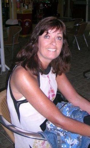 IMPONERT: Monica Kolberg har også systemisk sklerodermi og er imponert over Gunhild Stordalen.