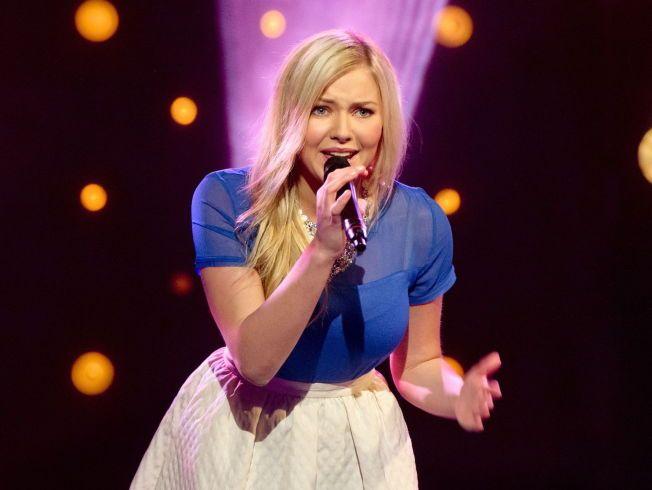 KLAR MED SINGEL: I «Idol» sang Smeplass seg til en femteplass, og nå er hun blant deltakerne som satser på suksess også etter konkurransen.