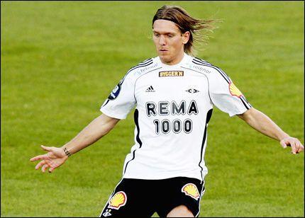 UTE: Kris Stadsgaard må stå over viktige kamper for Rosenborg. Foto: Scanpix Foto: