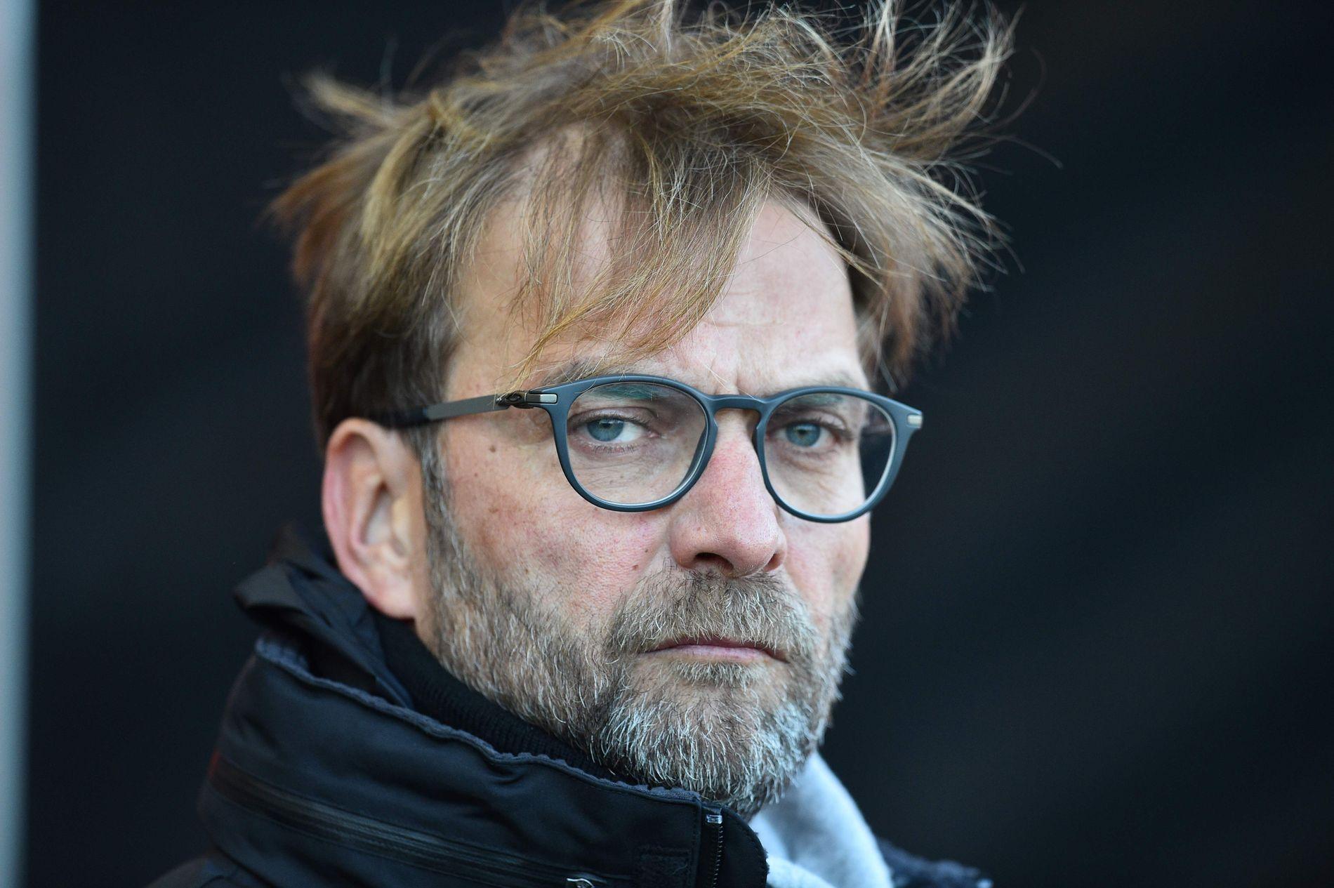 FEST BLE TIL PEST: Jürgen Klopp trodde knapt det han så av sitt Liverpool. Topplaget så ut til å ha full kontroll og var centimetere unna 4-1-ledelse. I stedet slo Bournemouth tilbake og vant 4-3.