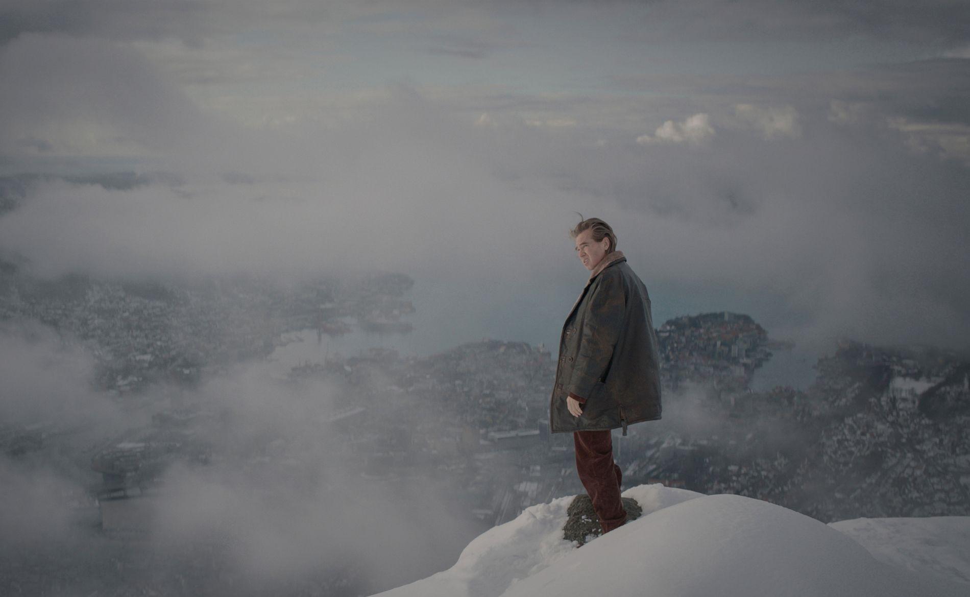 BERGEN: Val Kilmer og også med i «Snømannen».  Foto: Universal Pictures