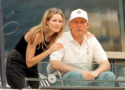 Trump: Celina er fantastisk