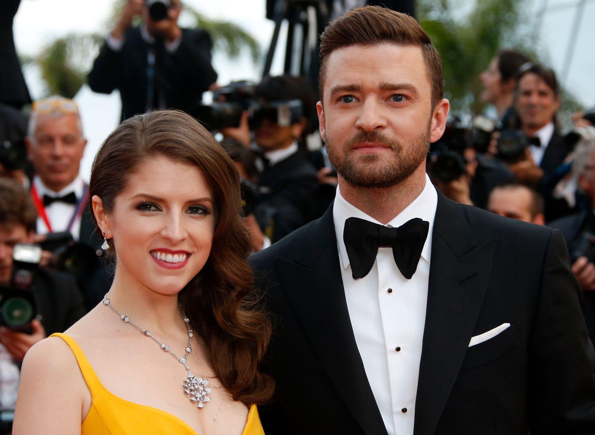 LÅNER UT STEMMENE SINE TIL TROLL: Anna Kendrick og Justin Timberlake er begge med i animasjonsfilmen «Trolls».