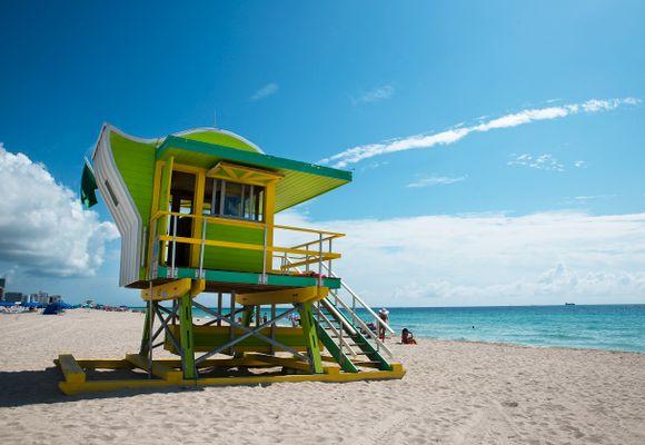 24 timer i Miami - dette må du få med deg
