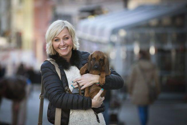 TV2-PROGRAMLEDER: Vår Staude har siden 2005 vært programleder for «God Morgen Norge. Her er hun avbildet i forbindelse med artistgallaen for Leger Uten Grenser i 2013.