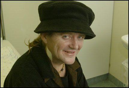 DØD: Artisen Kenneth Sivertsen døde på Haukeland sykehus i Bergen 24. desember.