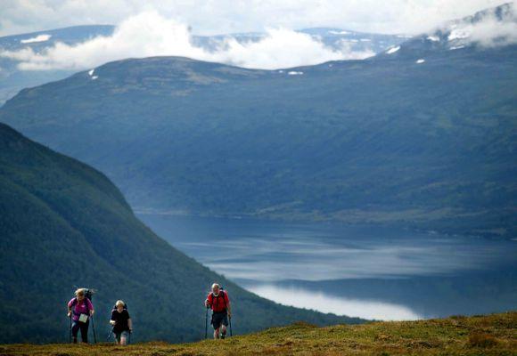 Nordmenn vil oppleve Norge