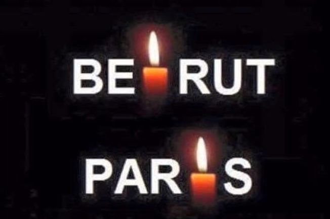SORG IKKE POLITIKK: Den massive sorgreaksjonen etter terrorangrepet i Paris skaper reaksjoner.