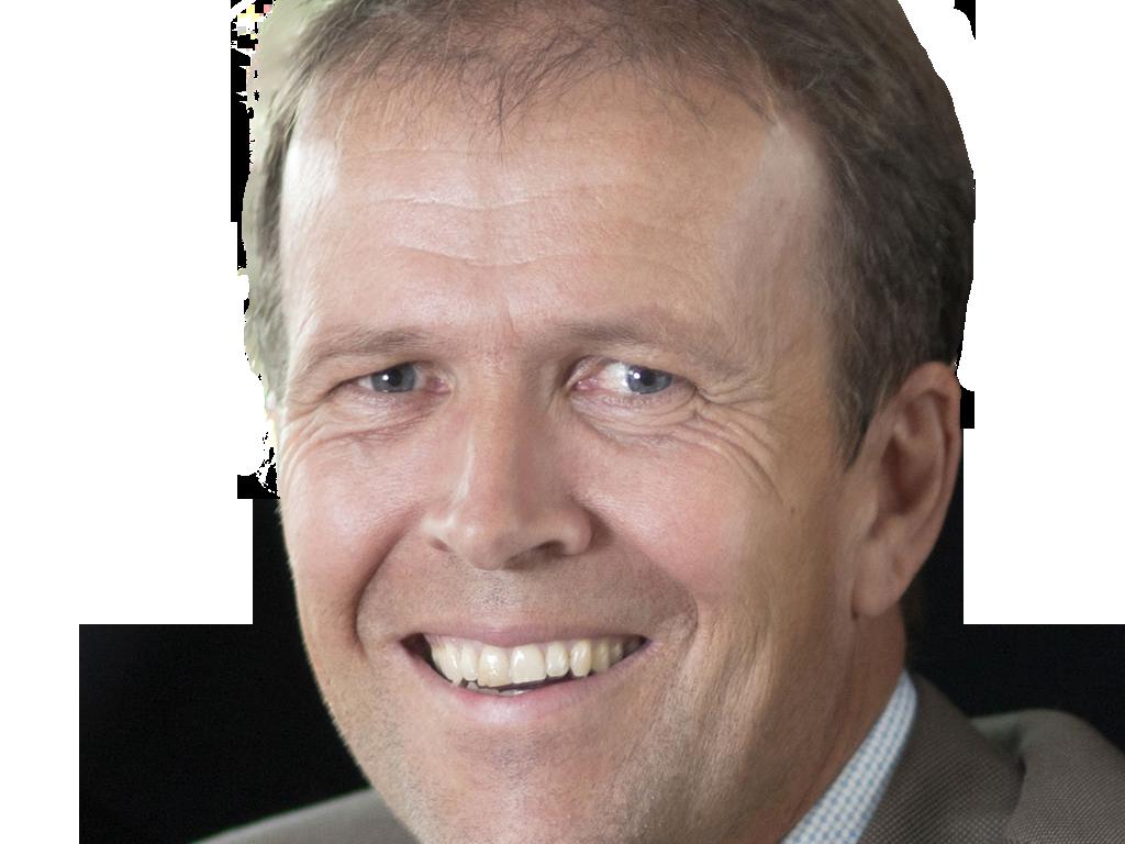 ANALYSESJEF: – Vi tror 2015 blir stående igjen som spesielt. Det viktigste er at mange benyttet anledningen til å selge. Det vil være færre nettoselgere i år, sier Hans Petter Skogstad i Entra.