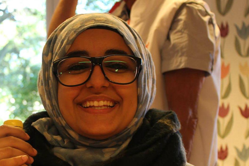 Fatema Al-Musawi.