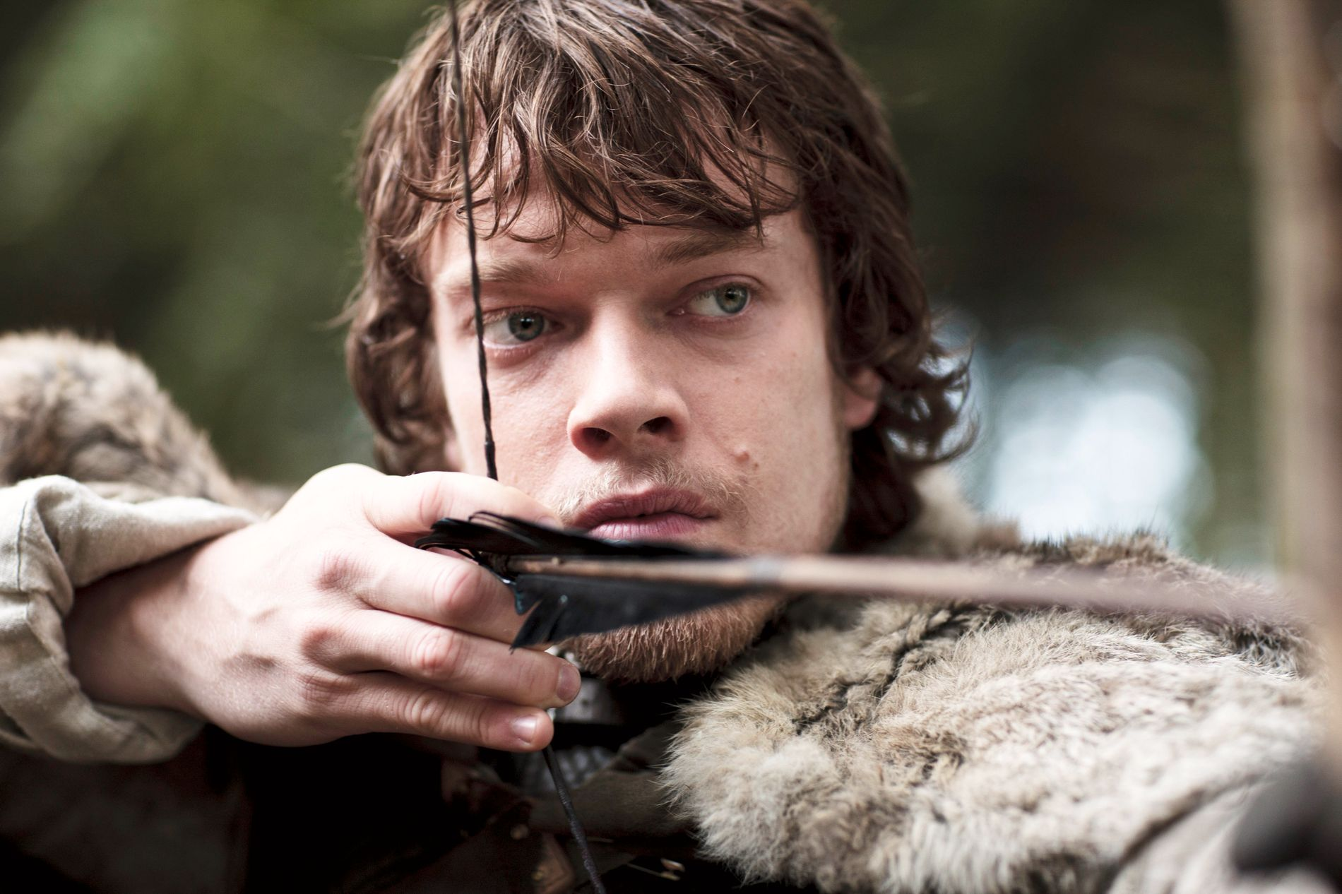 GREYJOY: Theon Greyjoy (Alfie Allen).