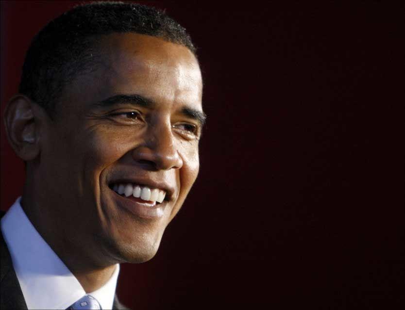NESTE PRESIDENT I USA? Presidentkandidat Barack Obama. Foto: AP