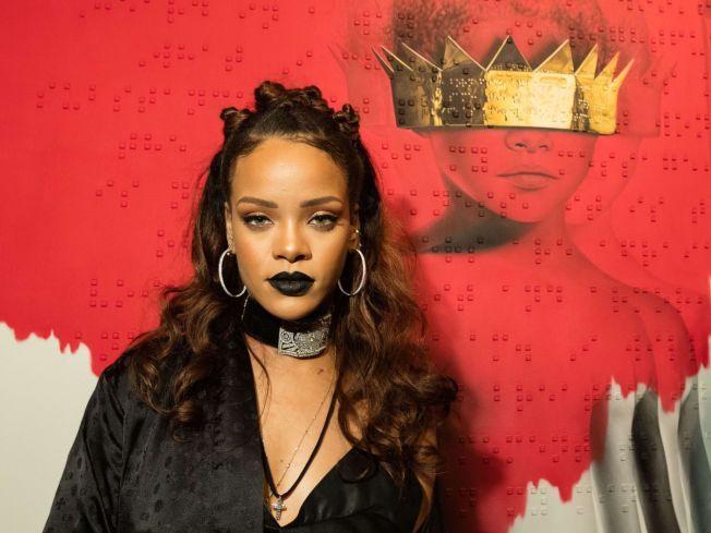 NY PLATE:  Natt til torsdag, norsk tid, slapp Rihanna platen «Anti».