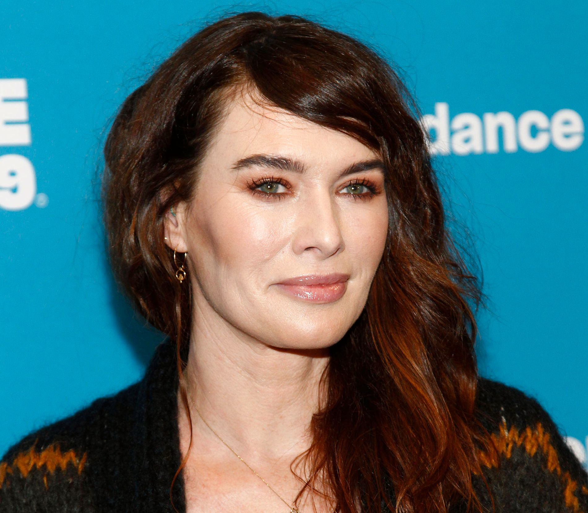 PÅ FESTIVAL: Lena Headey på Sunddance i Utah i januar, der hun promoterte sin nye film «Fighting With My Family».