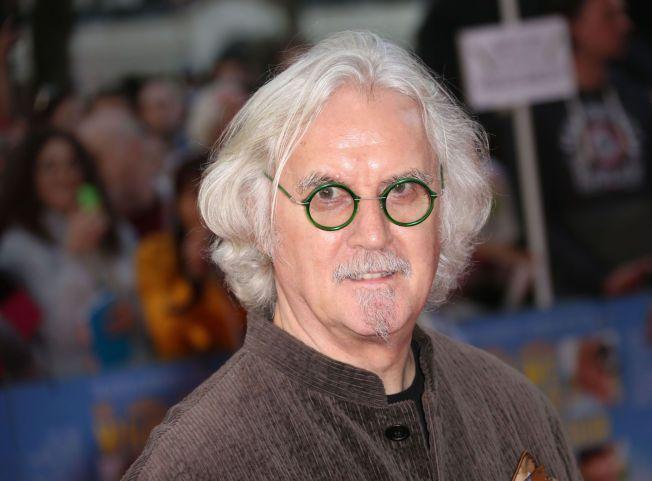 SAVNER VENNEN: Komiker Billy Connolly har fremdeles problemer med å forstå at han ikke skal få se vennen Robin Williams igjen.