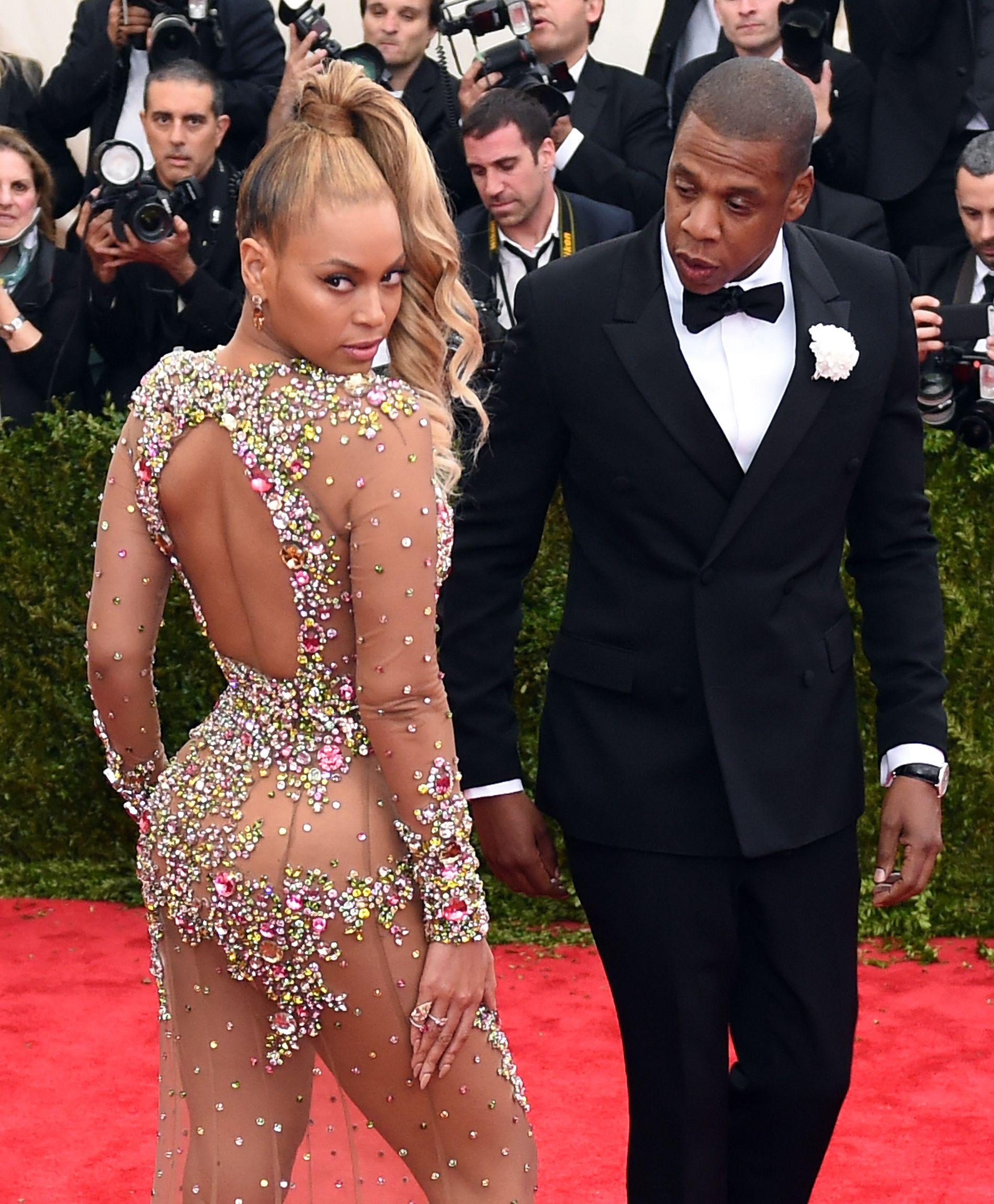 GIFT: JAY Z er gift med den kjente popartisten Beyoncé Knowles. Foto: AFP PHOTO / Timothy A. CLARY