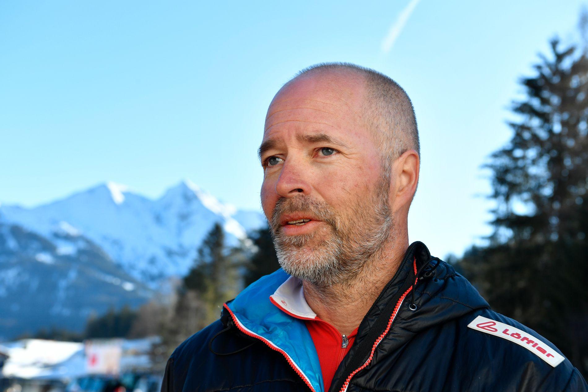 SA OPP: Trond Nystad valgte å slutte i jobben i det østerrikske skiforbundet etter dopingbråket under VM. Nå er han på utkikk etter ny jobb.
