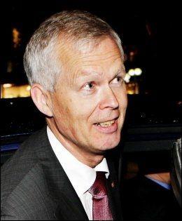 KLINIKKLEDER: Otto Smiseth ved Hjerte-, lunge- og karklinikken ved Oslo universitetssykehus svarer på vegne av sykehuset på kritikken. Her er han avbildet ved en annen anledning. Foto: ANDREA GJESTVANG