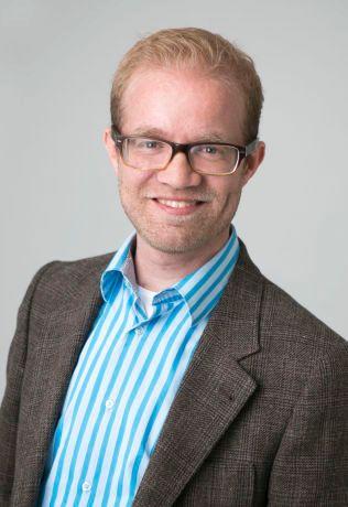 INFORMASJONSSJEF: Troels Mathisen i Stiftenlsen organdonasjon.