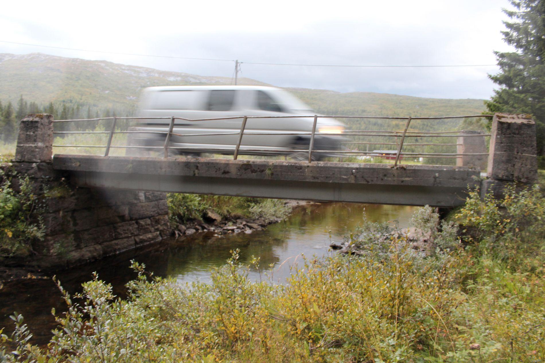 FORSØMTE BROER: VG fikk i mars innsyn i Vegvesenets rapporter for alle broer på riksveier og fylkesveier i Norge, til sammen 16 971.