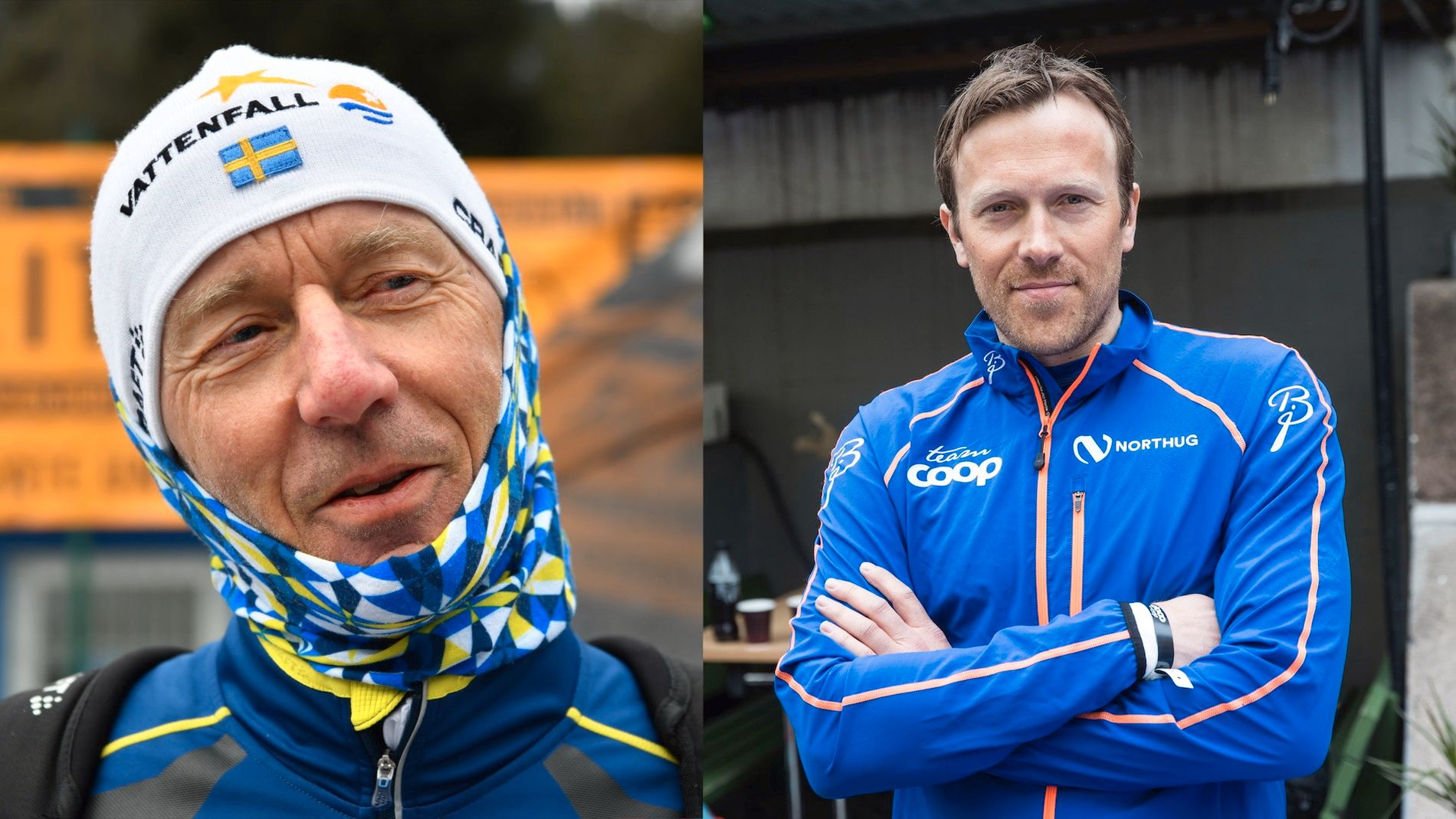 AKTUELLE FOR SKIFORBUNDET? Ole Morten Iversen (venstre) og Stig Rune Kveen (høyre) løftes frem som kandidater for kommende sesongs damelandslag.