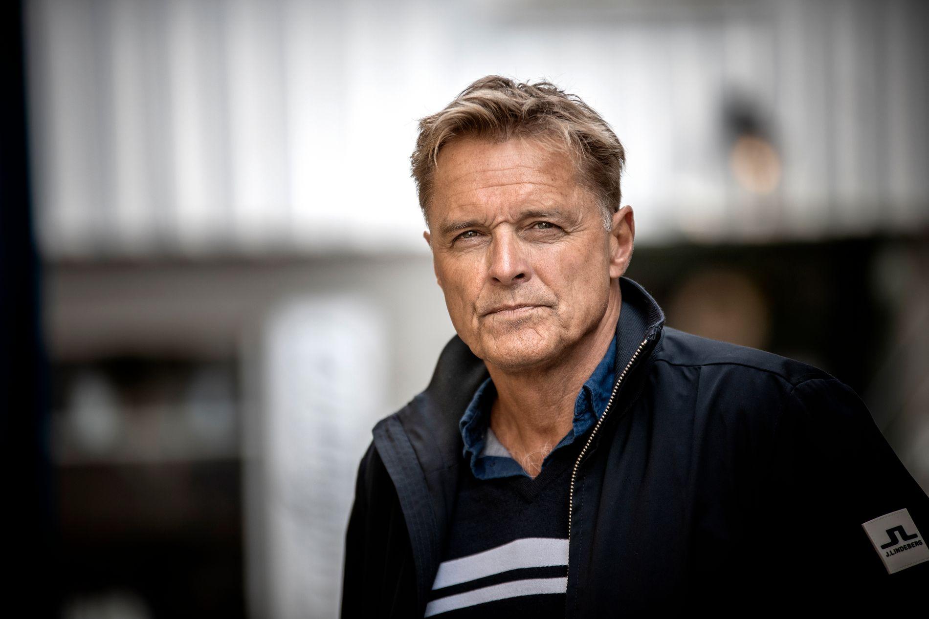 TRYGG: Dag Otto Lauritzen har roligere dager hjemme i Grimstad enn han hadde på den 19. etappen av Tour de France fredag.