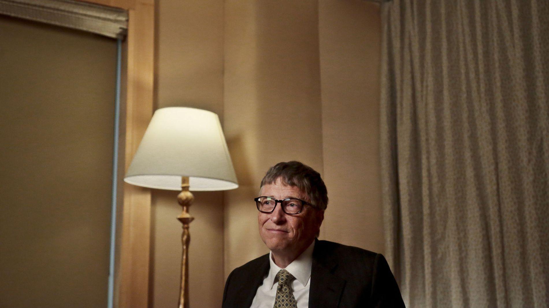 NUMMER ÉN: Bill Gates gjeninntar toppen som verdens rikeste.