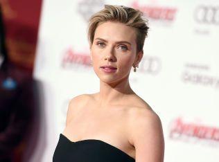ANDREPLASS: Scarlett Johansson tjente 295 millioner kroner i fjor.