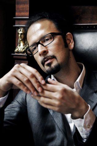 MENNESKERETTIGHETSFORKJEMPER: Mahmood Amiry-Moghaddam.