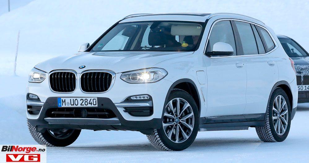 I 700: En rekkevidde på inntil 70 mil (NEDC, utgående og snill målemetode) er antydet på BMWs nye helelektriske «våpen».