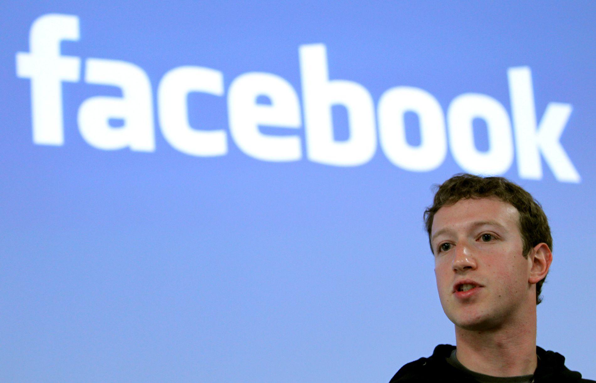 MED I KAMPEN: Facebook lanserer verktøy som automatisk skal oppdage falske nyheter i forkant av det britiske valget.