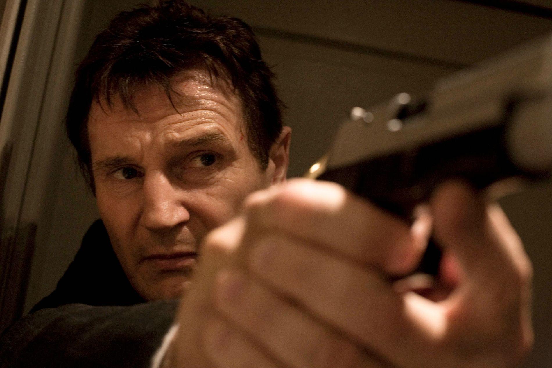 FÅR KRITIKK: Liam Neeson, aktuell med filmen «Cold Pursuit», er i hardt vær etter sine uttalelser til Independent. Nå beskyldes han for å være rasist.