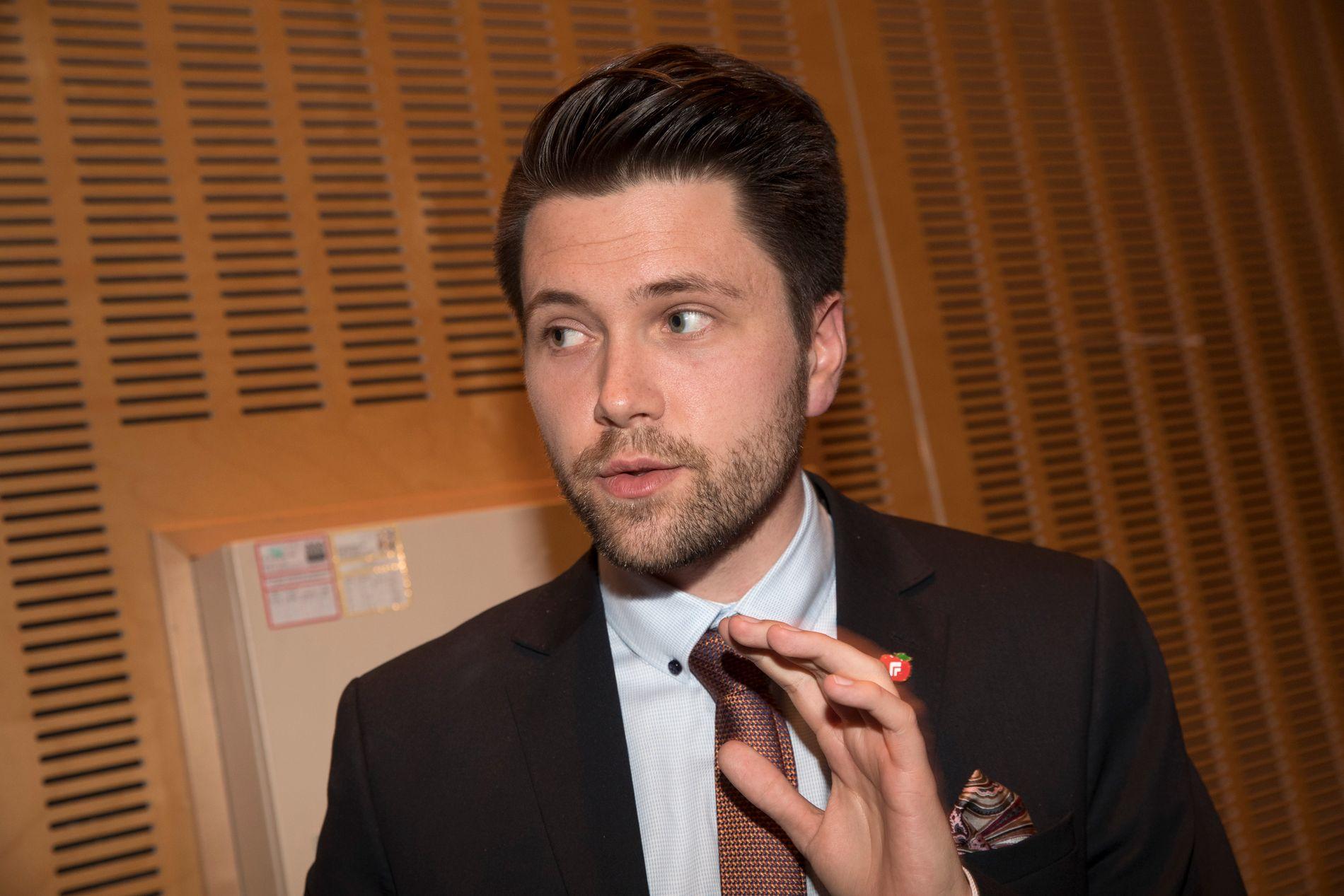 FPU-LEDER:  Bjørn-Kristian Svendsrud.