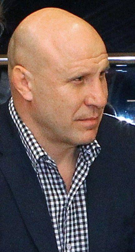 BRYTEPRESIDENT: Mikhail Mamiashvili.