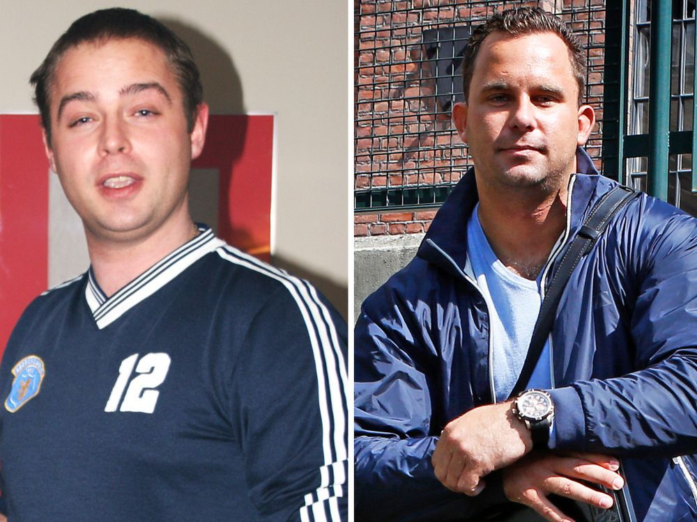 BEDRAGERIKAMERATER: Eirik Vad (38) (t.v.) og Marius Groth (35) dømmes til lange fengselsstraffer.