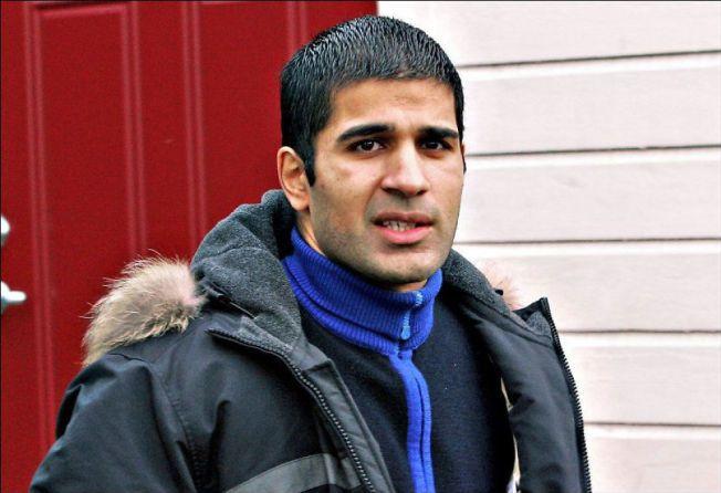 TILTALT: Imran Saber (36) er kjent som en nær venn av NOKAS-dømte David Toska og går under kallenavnet «Onkel Skrue» i den kriminelle underverden. For fire år siden overlevde han såvidt et attentat. Foto: VG