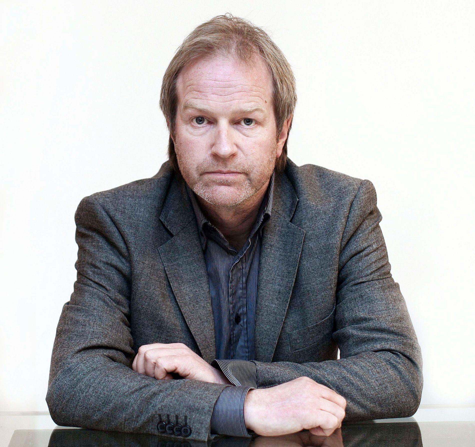 KOMMENTERER: VGs Knut Espen Svegaarden møtte Åge Hareide i København torsdag kveld.