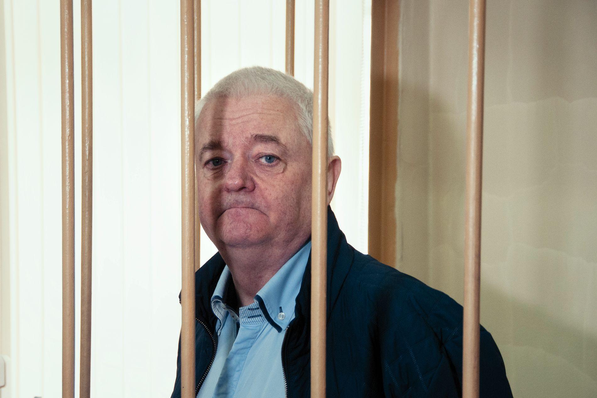 BYTTEHANDEL:  Etter arrestasjonen av Botsjkarjov var advokatene til spionsiktede  Frode Berg raskt på banen og uttalte at Botsjkarjov kan være aktuell for å bytte Berg over til norsk jord.