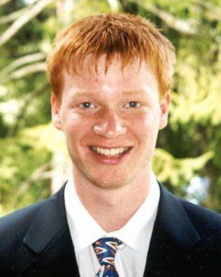 DREPT: Egil Tostrup Bråten (23) ble knivstukket i Oslo sentrum 18. november 2002.